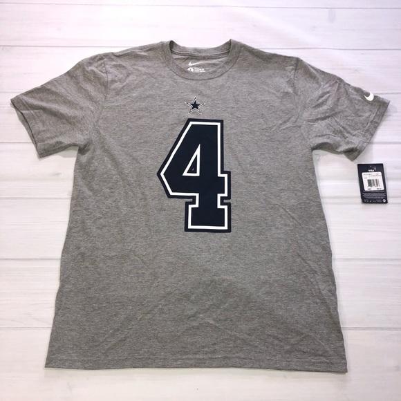 e627009ee Nike Shirts | Dallas Cowboys Dak Prescott Tee | Poshmark